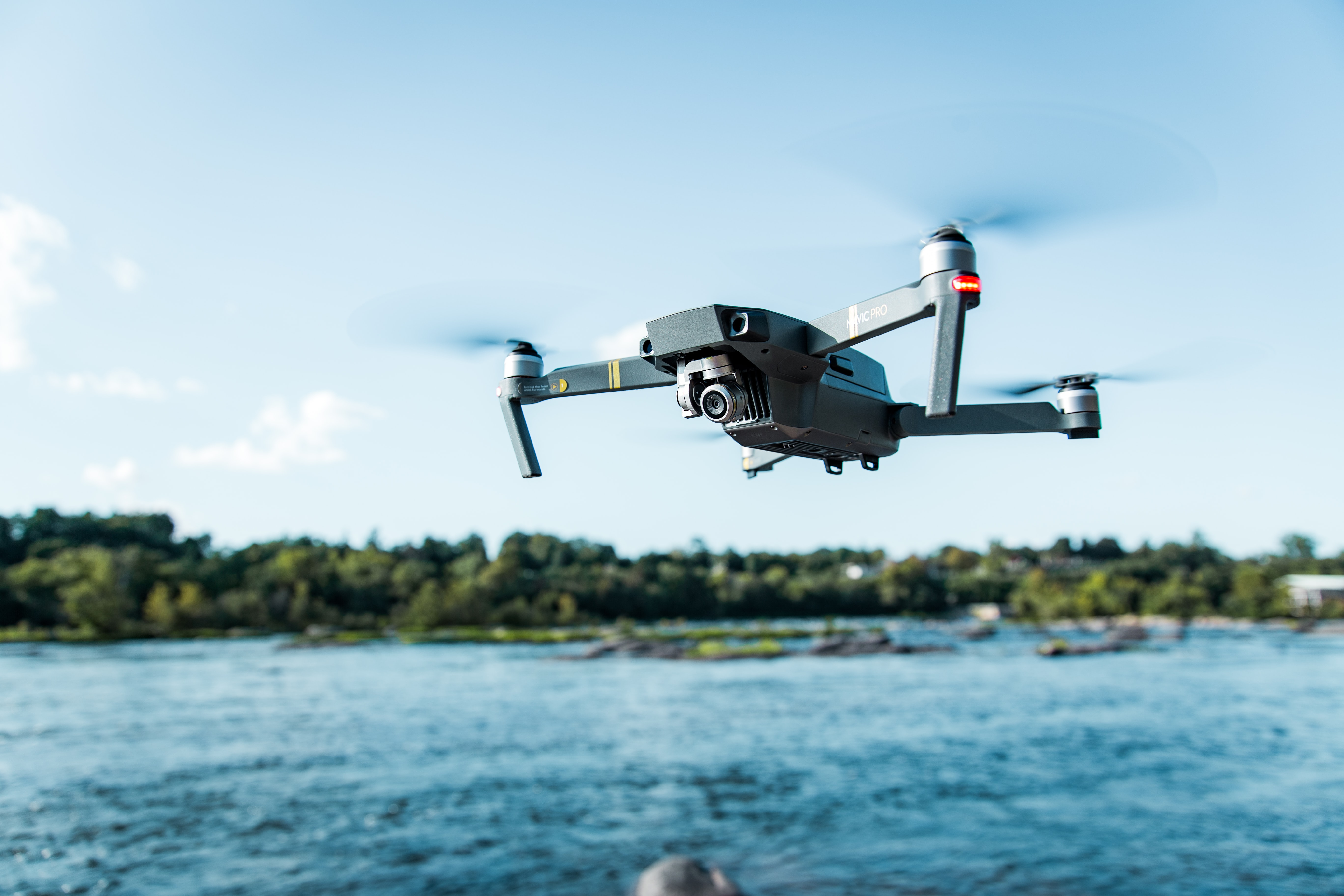 UAVs are often employed for mapping, aerial inspection and environmental research.